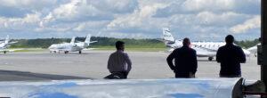 Carteret County Beaufort Airport Hangar
