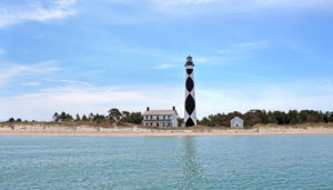 Carteret County Beaufort Airport Cape Lookout Lighthouse