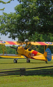 Carteret County Beaufort Airport Airplane
