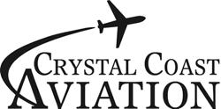Crystal Coast Aviation Logo